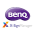 MODELIS: 5J.F1T14.001<br />BenQ X-Sign Manager 1 year cloud license