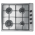 MODELIS: CLG64SPX<br />Candy CLG 64 SPX Gas, Number of burners/cooking zones 4, Stainless steel,