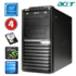 MODELIS: RD5628WH<br />Acer Veriton M4610G MT G630 4GB 500GB GT710 2GB DVD WIN10 RENEW