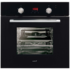 MODELIS: HORNO ME 605 TC /A 07030307<br />CATA Oven HORNO ME 605 TC Built in, 50 L, Black, Easy clean system, Mechanical, Height 58 cm, Width 60 cm,