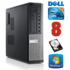 MODELIS: RD5529W7<br />DELL 7010 DT i5-3470 8GB 250GB DVD WIN7Pro RENEW