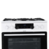 MODELIS: K634WA<br />Gorenje Cooker K634WA Hob type  Gas, Oven type Electric, White, Width 60 cm, Electronic ignition, Grilling, LED, 71 L, Depth 60 cm