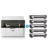 MODELIS: DCP1610WVBZW2<br />Brother Printer  DCP1610WVBZW2 Mono, Laser, Multifunctional, A4, Wi-Fi, Gray