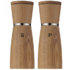 MODELIS: 652334500<br />WMF 06 5233 4500 Salt/Pepper mill set, Stainless steel, Woo, Wash by hand, Wood