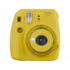 MODELIS: INSTAX 9 CLEAR YELLOW<br />Fujifilm Instax Mini 9 Clear Yellow momentinis fotoaparatas