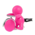 MODELIS: JGINO005SU<br />Mr&Mrs GINO Scent for Car, Fuschsia, with magnetic token, Citrus and Musk