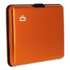 MODELIS: BS_ORANGE<br />Ögon Big Stockholm 95 g, Orange, Aluminium, Wallet / Credit card holder in aliuminium