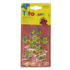 MODELIS: JTITOPAP05V00<br />Mr&Mrs Tito Happy Car air freshner JTITOPAP05V00 Scent for Car, Cannabis flower, Yellow