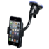 MODELIS: FLEX11<br />Celly FLEX11 universal car holder for smartphones / Fixes on windshield and air-vent louver / flexible arm (21cm long) / rotatable hook ncluded