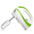 MODELIS: AD 4205 G<br />Hand Mixer Adler AD 4205 g White, green, Hand Mixer, 300 W, Number of speeds 5, Shaft material Stainless steel,