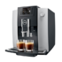 MODELIS: E6<br />Jura E6 Automatic coffee machine, Capacity 1,9L, 15 bar pump pressure, TFT display, Power 1450 W, Silver JURA E6 Pump pressure 15 bar, Built-in milk frother, Fully automatic, 1450 W, Stainless steel/Black