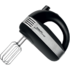 MODELIS: SL - HM48S01<br />Hand Mixer Scarlett SL-HM48S01R Black, Hand Mixer, 450 W, Number of speeds 5
