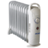 MODELIS: MS 7806<br />Radiator Mesko MS 7806 Oil filled, 1000 W, White