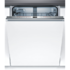 MODELIS: SMV68IX06E<br />Bosch Dishwasher  SMV68IX06E Built in, Width 60 cm, Number of place settings 13, Number of programs 8, A++, Display, AquaStop function, White