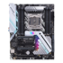 MODELIS: 90MB0U40-M0EAY0<br />Asus PRIME X299-A Processor family Intel, Processor socket LGA2066, DDR4-SDRAM, Memory slots 8, Supported hard disk drive interfaces M.2, Number of SATA connectors 8, Chipset Intel X, ATX