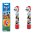 MODELIS: EB-10 MICKEY<br />Oral-B Mickey Mouse  EB-10  Warranty 24 month(s), Replacement Heads For Toothbrush Extra Soft for kids, Number of brush heads included 2
