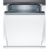 MODELIS: SMV46CX07E<br />Bosch Dishwasher SMV46CX07E Built in, Width 60 cm, Number of place settings 13, Number of programs 6, A+++, Display, AquaStop function, Stainless steel