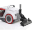 MODELIS: VCEB01GAWWF<br />Gorenje Vacuum cleaner VCEB01GAWWF With water filtration system, Wet suction, Power 800 W, Dust capacity 3 L, White/Red