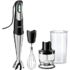 MODELIS: MQ 725 OMELETTE<br />Braun Omelette Blender MQ 725  Black, Hand Blender, 750 W, Mini chopper, Shaft material Stainless steel