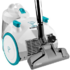 MODELIS: GALASP120<br />Gallet Vacuum cleaner GALASP120 Bagless, White, 1000 W, 1 L, C, A, D, G, 82 dB, HEPA filtration system,