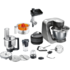MODELIS: MUM59M55<br />Bosch Food processor MUM59M55  Black/ silver, 1000 W, Number of speeds 7, 3,9 L, Blender, Meat mincer