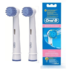 MODELIS: EB 17-2 SENSITIVE<br />Oral-B Sensitive EB 17-2  Replacement brushes, White, Number of brush heads included 2