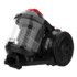 MODELIS: DD2720-1<br />Dirt Devil Ultima Power Cyclonic Vacuum Cleaner DD2720-1 Warranty 24 month(s), Bagless,  Black/Red, 800 W, 2,2 L, A, A, C, A, 78 dB,