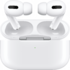Apple AirPods Pro į ausis įstatomos ausinės su Active Noise Cancellation | Customizable fit | Transparency mode | Adaptive EQ | Dual beamforming microphones | Sweat and water resistant (IPX4)