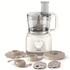 MODELIS: HR7627/00<br />Philips Daily Collection Food processor White, 650 W, Number of speeds 2, 2.1 L
