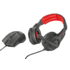 MODELIS: 21472<br />Trust GXT 784 Gaming Headset & Mouse