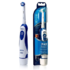 MODELIS: DB 4010<br />Oral-B Electric toothbrush DB 4010 Warranty 24 month(s), Battery operated Floss Action toothbrush, White/ blue, Number of brush heads included 1