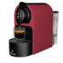 MODELIS: BELMIO BRAVISSIMA BERRY RED<br />Belmoca Espresso Machine Belmio Bravissima  Pump pressure 19 bar, Capsule coffee machine, 1400 W,  Berry Red