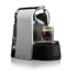 MODELIS: B-100 SILVER<br />Belmoca B-100 Pump pressure 19 bar, Capsule coffee machine, 1450  W, Black/Silver