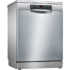 MODELIS: SMS46KI01E<br />Bosch Dishwasher SMS46KI01E Free standing, Width 60 cm, Number of place settings 13, Number of programs 6, A++, AquaStop function, Silver