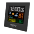 MODELIS: CR 1166<br />Camry Weather station CR 1166 Black, Date display