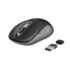 MODELIS: 23613<br />Trust Duco Wireless mouse with micro-receiver that plugs into a USB-C or standard USB port