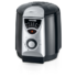 MODELIS: FR 2408<br />Severin Mini Deep Fryer with fondue FR 2408 Black/Silver, 840 W, 0,95 L
