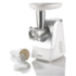 MODELIS: MG1600W<br />Gorenje Meat grinder MG1600W White/ stainless steel, 1600 W, Throughput (kg/min) 1.9