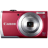 "MODELIS: 8255B011<br />Canon PowerShot A2500 Red, 16.0 Mpixel/ 5x optical zoom/ 28mm wide/ 2.7"" LCD/ HD Movies/ ISO 1600/ Smart AUTO/ Digital IS reduces/ Live View Control/ Supports SD/SDHC/SDXC/ Li-ion batt."