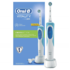 MODELIS: D12 CROSSACTION<br />Oral-B Vitality ™  CrossAction  D12PC Electric toothbrush, White / blue, 1, Number of brush heads included 1 Cross Action